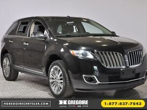 2014 Lincoln MKX AWD GPS Cuir PANO /USB/MP3 Bluetooth HID Demarr