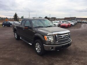 SOLD SOLD SOLD 2009 Ford F-150 XLT 4WD SuperCab XLT