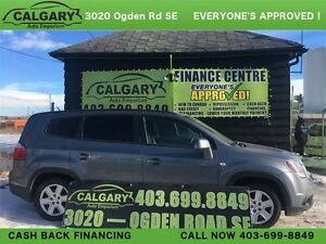 *EXCLUSIVE INVENTORY* *JUST IN* ! 2013 Chevrolet Orlando LT