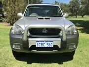 2005 Hyundai Terracan CRDi Silver 4 Speed Automatic Wagon Embleton Bayswater Area Preview