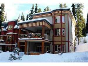 """""""Falconwood Chalet"""", a well located ski area home at Silver Star"""