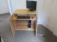 PC Desk.