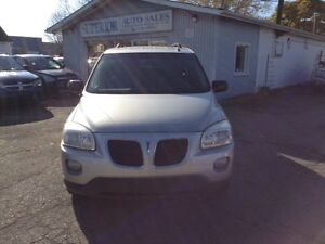 2007 Pontiac Montana SV6 w/1SB Fully Certified and Etested!