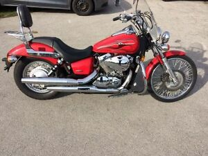2007 Honda Shadow Spirit 750CC