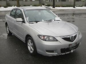 2007 Mazda Mazda3 GS *LOW KM'S FOR YEAR *AM/FM/CD/AUX