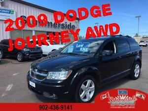 2009 Dodge Journey SXT AWD LOW LOW KMS