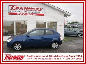 2011 HYUNDAI ACCENT LOW KM ONLY $5,988.00 JUST $64.00 B/W OAC
