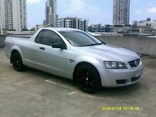 2007 Holden Ute VE Omega Silver 4 Speed Automatic Utility Southport Gold Coast City Preview