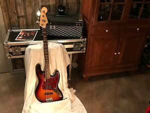 BASS  fender JAZZ U.S.A.