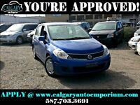 2009 Nissan Versa $99 DOWN EVERYONE APPROVED