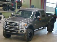 2013 Ford F-350 Lariat Leather Diesel With Navigation