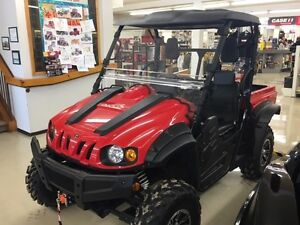 2016 Cub Cadet Challenger Side by Side Utility Veh London Ontario image 2