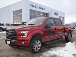 2017 Ford F-150 XLT 4x4 SuperCrew Cab Styleside 6.5 ft. box 157