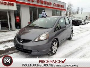 2014 Honda Fit LX* HATCHBACK! AUTO! BLUETOOTH!