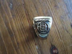 BOBBY ORR BOSTON BRUINS STANLEY CUP RING 1970 NICE Cornwall Ontario image 2