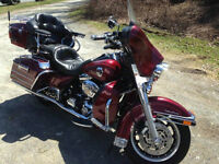 Harley Davidson - Ultra Classic Electra Glide - Lots of extras