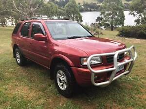 1999 Holden Frontera Station Wagon Kayena West Tamar Preview