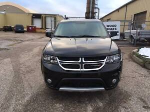 2014 Dodge Journey R/T 3.6L AWD LEATHER/POWER/HEATED/CAMERA