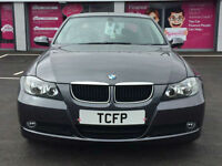 BMW 318 2.0 2008MY i SE *** GOOD/BAD CREDIT CAR FINANCE *** FROM £27 P/WK **