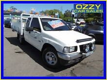 1994 Holden Rodeo TFG1 LS White 5 Speed Manual Spacecab Penrith Penrith Area Preview