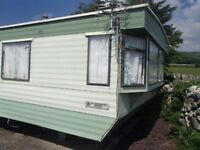 ATLAS OAKWOOD SUPER 35' x 12' MOBILE HOME / STATIC CARAVAN (Off Site)