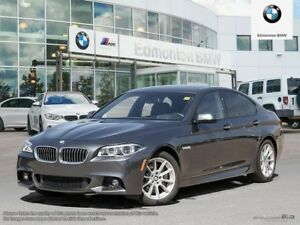 2016 BMW 5 Series i xDrive