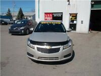 Chevrolet Cruze LT Turbo 2011