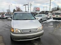 2003 Toyota Sienna XLE, limited!  leather, sunroof, City of Toronto Toronto (GTA) Preview