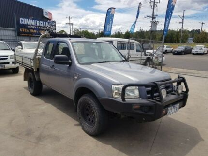 2007 Ford Ranger PJ XL (4x4) 5 Speed Manual Super Cab Chassis Lilydale Yarra Ranges Preview