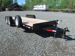 20' LOCALLY MADE CARHAULER (REDUCED $1250)