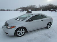 2008 Honda Civic DX-G: A/C! Automatic! Cruise! No accidents!