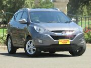 2012 Hyundai ix35 LM MY12 Elite AWD Grey 6 Speed Sports Automatic Wagon Blair Athol Port Adelaide Area Preview