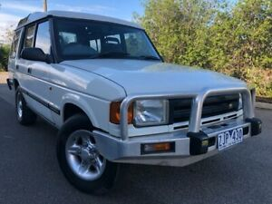 1998 Land Rover Discovery SE (4x4) White 4 Speed Automatic 4x4 Wagon Hoppers Crossing Wyndham Area Preview
