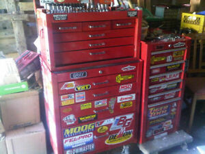 Gray Tool Chests