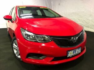 2017 Holden Astra BL MY17 LS+ Red 6 Speed Sports Automatic Sedan Derwent Park Glenorchy Area Preview