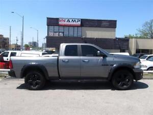 """2010 Dodge Ram 1500 SLT 4x4 HEMI FLARES  20""""WHEELS QUAD CAB."""