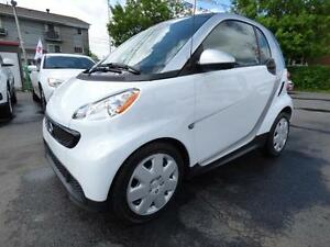 2013 SMART FORTWO PURE (20,983 KM, BLUETOOTH, FULL, GARANTIE!!!)