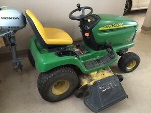 John Deere LT180 Automatic Lawnmower