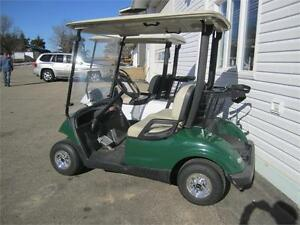 2013 Yamaha gas golf carts