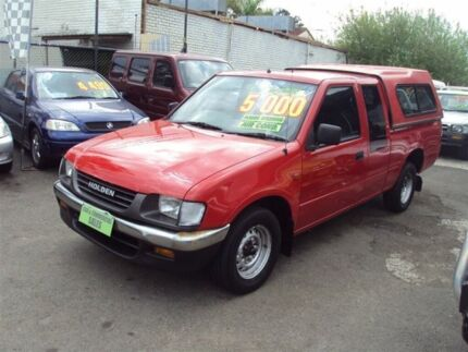 1997 Holden Rodeo TFG6 LX 4 Speed Automatic SPACE CAB PUP Punchbowl 2196 Canterbury Area Preview
