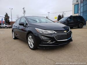 2017 Chevrolet Cruze Premier - Leather - Back up Camera - Heated