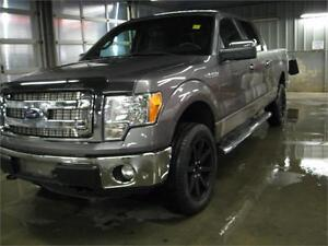 2014 Ford F-150 XLT 4x4 Crew Cab 5.0L Tow Package $207 Bi-Wkly