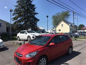 2012 Hyundai Accent GL - 5990$ FINAN. MAISON 100% APPROUVÉ!!