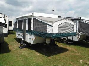 2010 Palomino Y4120 12' Tent Trailer - Sleeps 8 Stratford Kitchener Area image 1