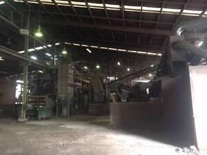 CLOSED CIRCUIT CRUSHING SCREENING PLANT Milperra Bankstown Area Preview