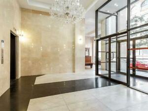 Furnished, near to the CHUM, Old Montreal, palais de Justice