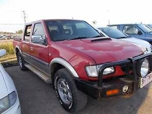 2002 Holden Rodeo Ute Mount Louisa Townsville City Preview