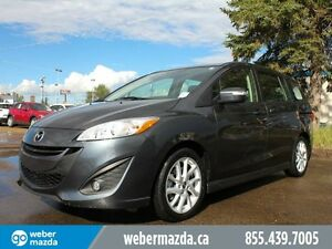 2014 Mazda Mazda5 GT - LEATHER - MOONROOF - BLUETOOTH