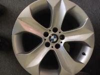 "BMW X5 GENUINE WHEELS 19"" - SET OF 4 FOR SALE"