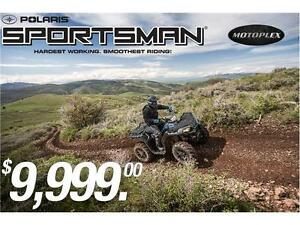 2016 Polaris Sportsman 850 SP